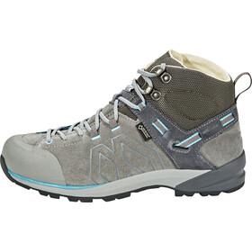 Garmont Santiago GTX Hiking Shoes Damen grey/turquoise